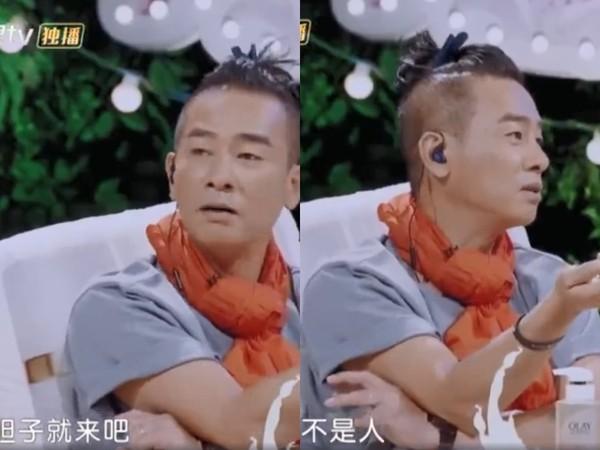 ▲▼應采兒自爆,18歲差點被潛規則,陳小春一聽氣炸。(圖/翻攝自《秒拍》)