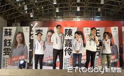 台灣政治演變 票投第三勢力的選民?