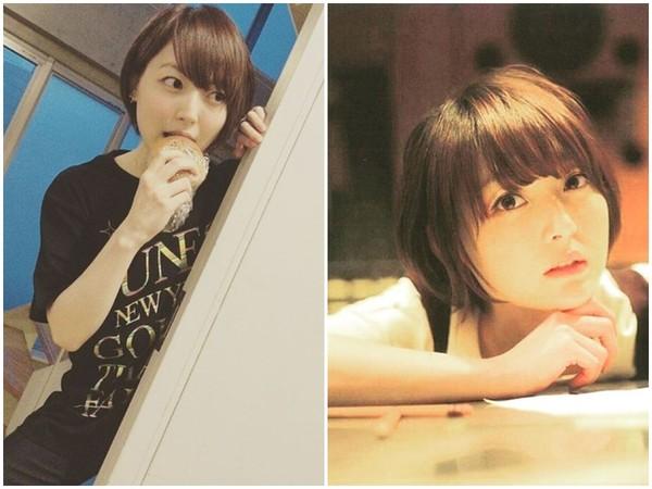 ▲▼日本美人聲優花澤香菜。(圖/翻攝自Instagram/kana.hanazawa)