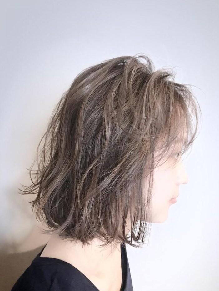 ▲▼灰咖棕髮色。(圖/業者stylemap提供)