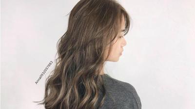 秋冬化身英倫風女神 「灰咖棕髮色」把神秘氣質放到頭髮上