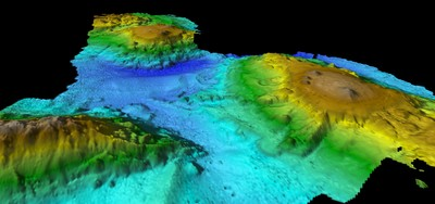 塔斯曼海藏失落世界 高峰3000米
