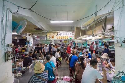 嘉義人的早餐!東市場超人氣牛雜湯