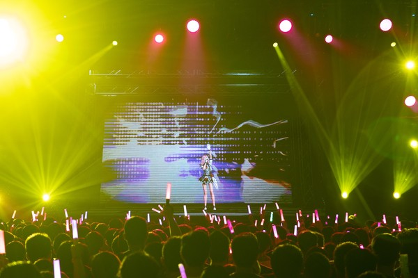 ▲▼EGOIST台北演唱會。(圖/索尼提供)