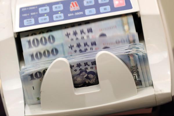 新台幣收盤貶1.4分 收30.05兌1美元