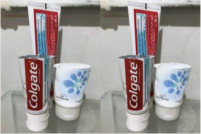 浴室「開膛牙膏」超省卻有恐怖後果