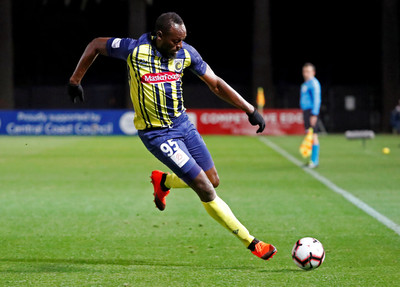 牙買加足協期待博爾特回家踢球