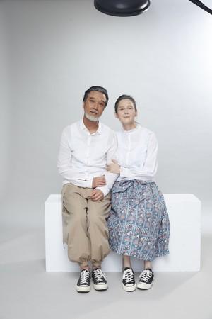 ▲▼簡嫚書、雲昌隆婚紗照。(圖/簡嫚書提供)