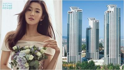 全智賢身家不輸范爺! 光房產就值770億韓元 買江南豪宅當買菜