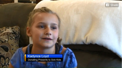 10歲女孩生日願望是「幫病童募款」 連媽媽都遲疑:不要娃娃嗎?