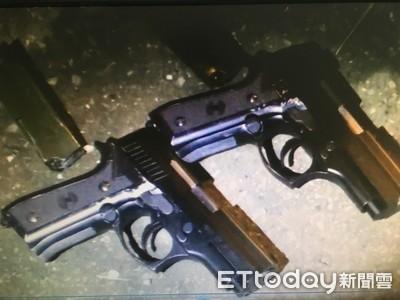 兩黑幫 為數萬元糾紛開槍