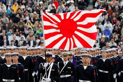 南韓求旭日旗禁入奧運 日本抗議