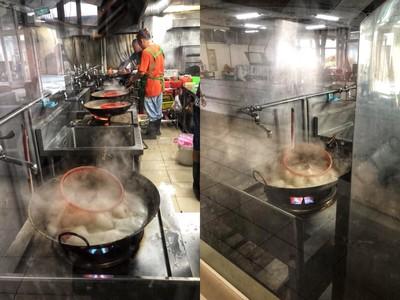 塑膠籃下鍋煮 店家稱耐熱無毒