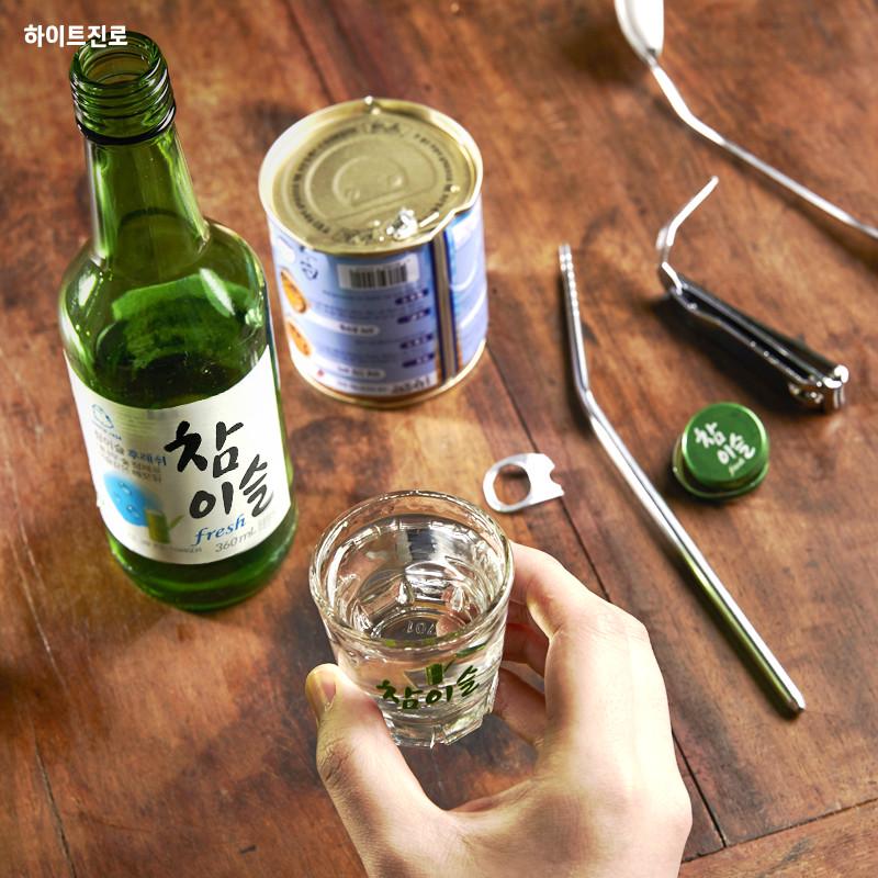 ▲▼真露燒酒(圖/翻攝自하이트진로臉書粉絲專頁)