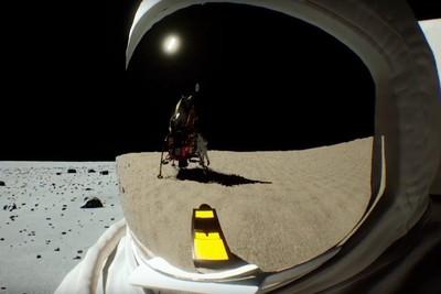 胖丁呷麵|光線追蹤重現阿姆斯壯登月 陰謀論者笑:這不擺明造假