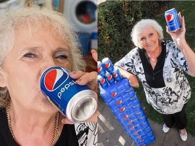 謠傳她「日飲4罐可樂」維持65年 七旬嬤現身秀體力:健康骨頭勇!