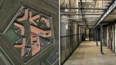 都是Google的錯!法國直升機劫獄案 地圖秒看光「監獄佈置」