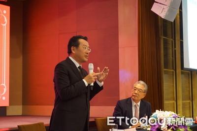 影/WEF全球競爭力報告 台灣金融排第7名 顧立雄自豪「有韌性」