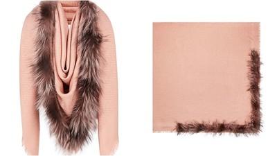 移動式人體器官!義大利潮牌推出粉色新披肩 羞恥Play要價3萬