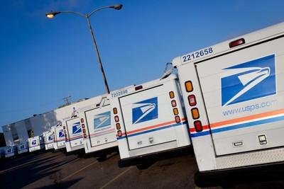 美國郵政提高配送費 引起亞馬遜撤退