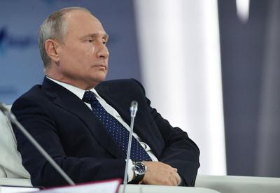 普丁:俄國沒介入美國總統大選