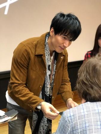 ▲言承旭日本舉行寫真集發佈會。(圖/© Jerry Yan Japan Official Fan club)