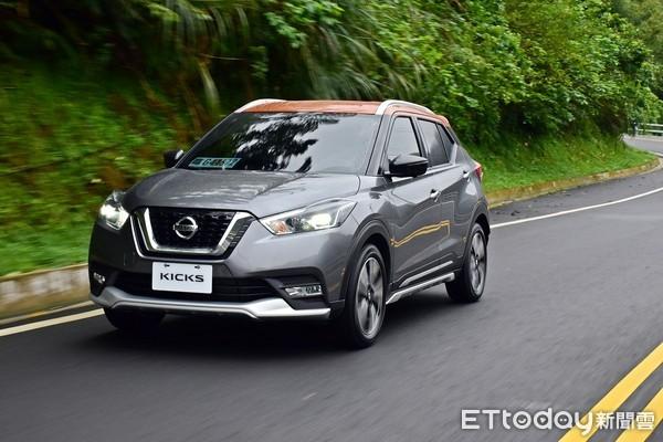「日產魂」的新境界? Nissan Kicks試駕開箱《配備篇》(圖/記者游鎧丞攝)