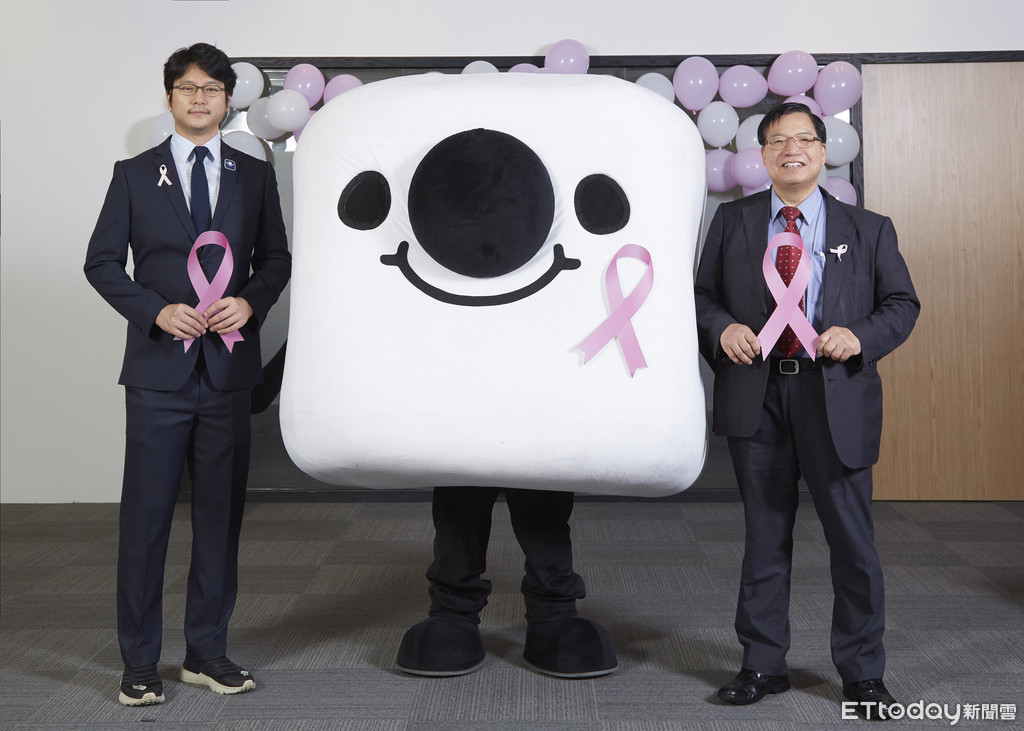 17 Media攜手乳癌防治基金會 邀請直播主擔任抗癌大使(圖/17 Media提供)