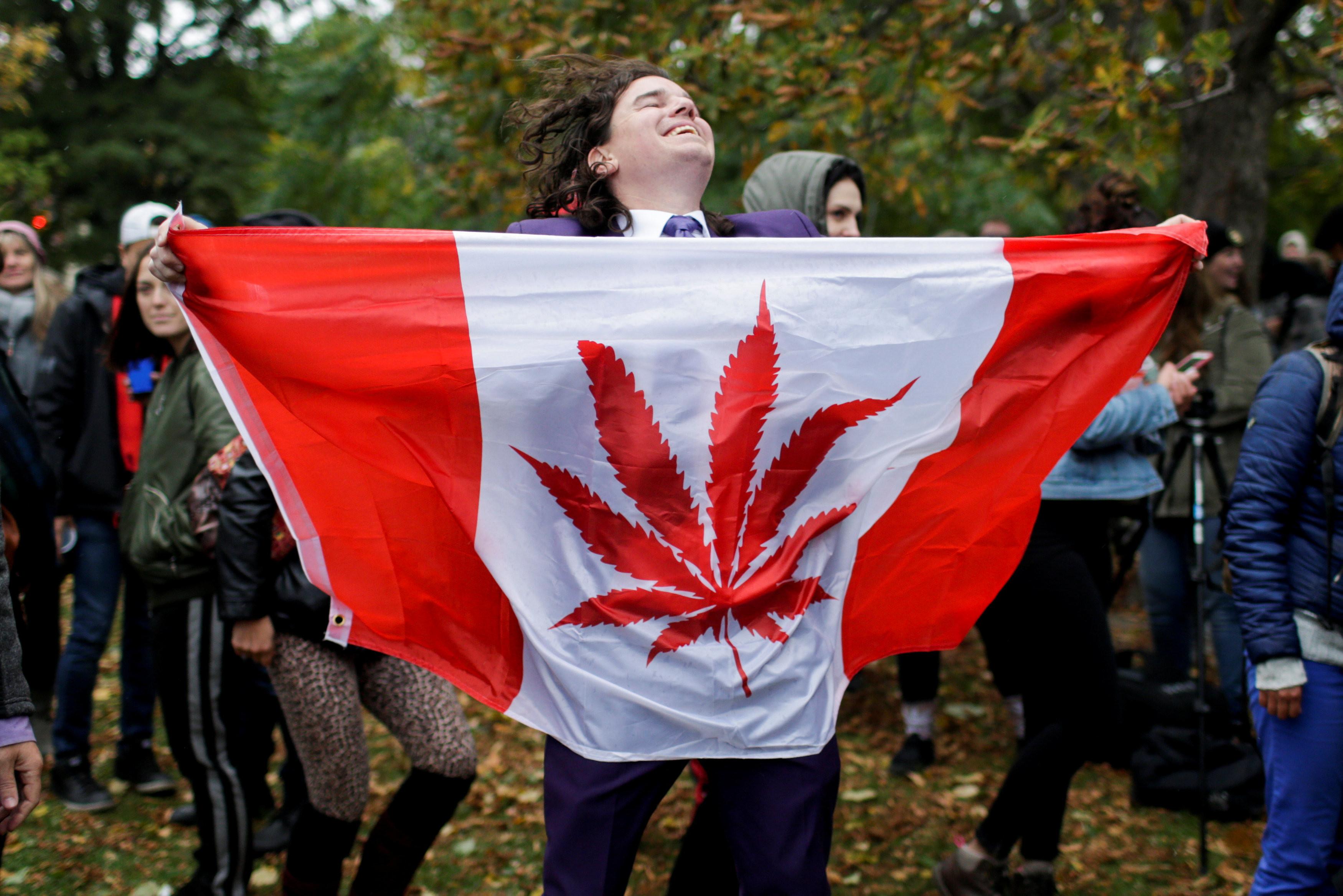 ▲▼加拿大大麻合法化。(圖/路透)