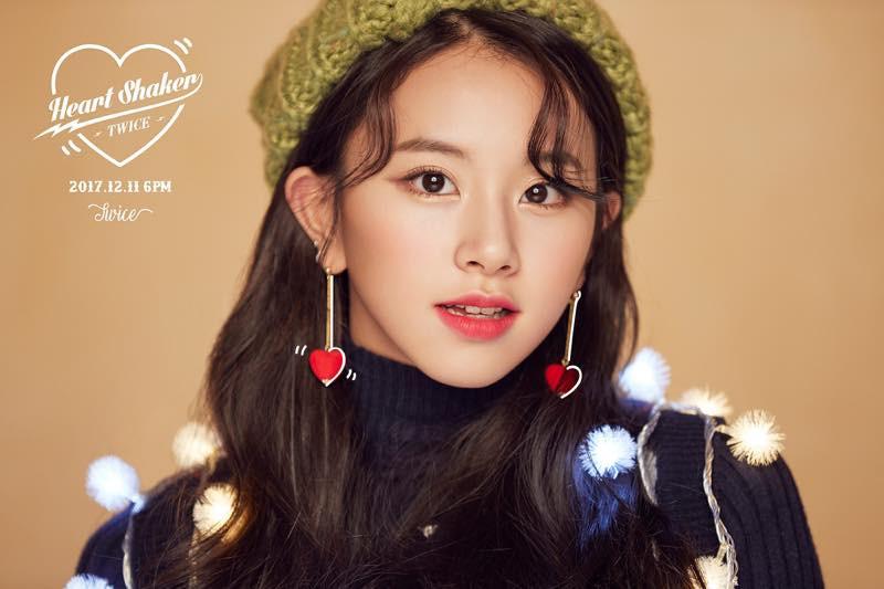 ▲▼Twice彩瑛(圖/翻攝自JYP Fan`s)