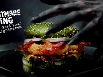 漢堡王限定品「科學提升噩夢機率」!信心加持萬聖買氣..秒被打臉