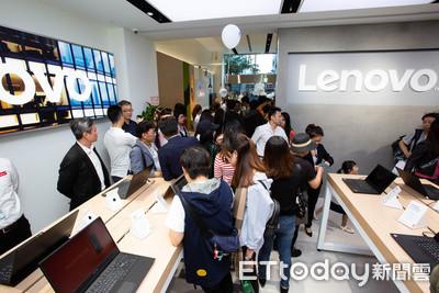 Lenovo直營店開幕!顧客體驗至上