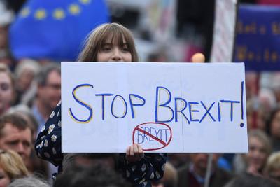 英最新民調:半數選民挺二次公投