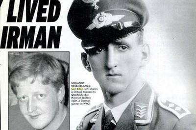 前世是空軍死於墜機 三歲童說出「轉世記憶」 施工真挖出二戰殘骸