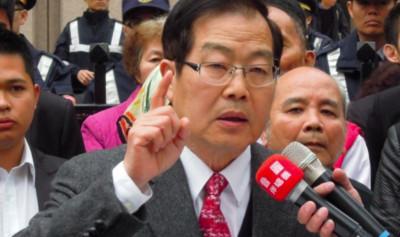 李朝卿貪污判刑 25日入監