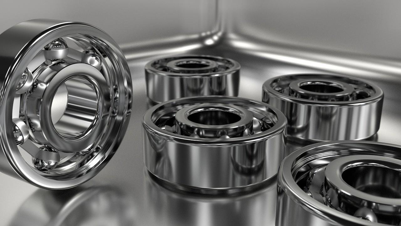 ▲▼輪軸、培林。(圖/取自免費圖庫pixabay)