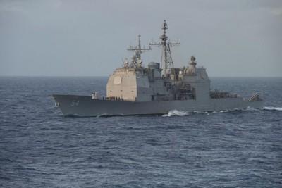 解放軍船艦數量超越美 紐時:美軍質量較高