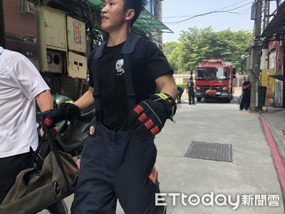 高雄男失溫13小時 警消急救援