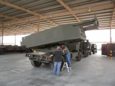 波蘭正式求購美製M-142火箭炮