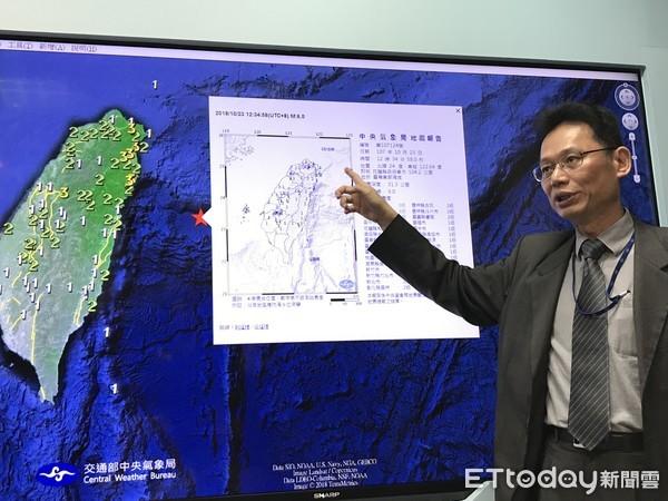 地震連4月次數驟降!專家「921前也這樣」 氣象局:拖很長就要小心
