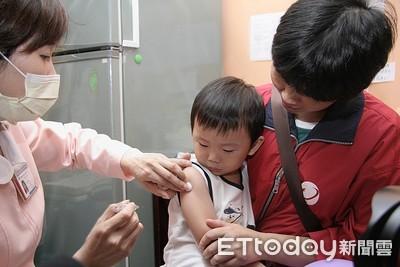 今年幼兒流感疫苗只有「外國牌」