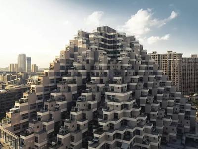 蘇州「金字塔大樓」暴紅 網朝聖