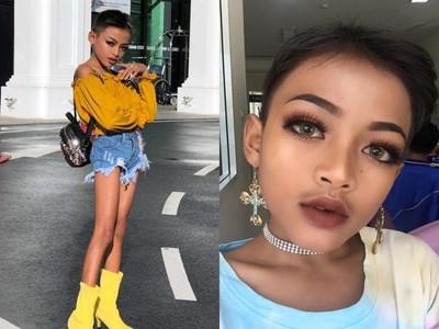 12歲男童「忠於自己的美麗」!化妝技術超群 為父母賺進一棟別墅