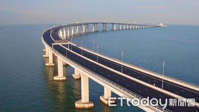 港珠澳大橋滿月 集團:有潛力變東方矽谷
