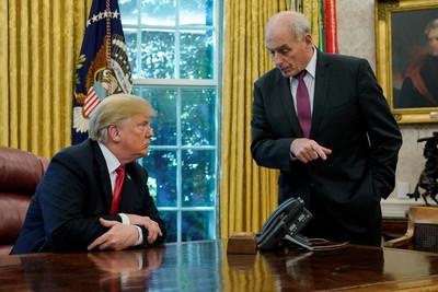 白宮幕僚長氣炸 趕川普顧問去西廂