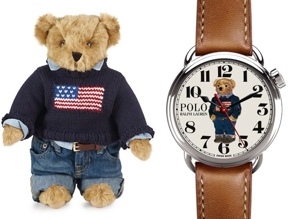 ▲Polo Ralph Lauren推出Polo Bear Watch Collection(圖/翻攝自www.ralphlauren.asia、品牌提供)