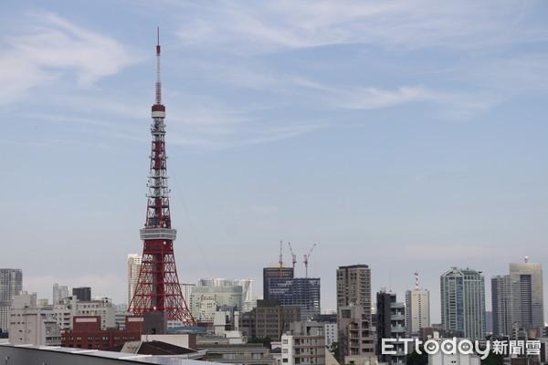 ▲▼日本東京鐵塔,東京示意圖。(圖/記者蔡玟君攝)