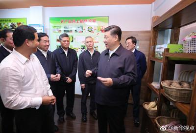 陸官媒:習近平南巡談話反響熱烈