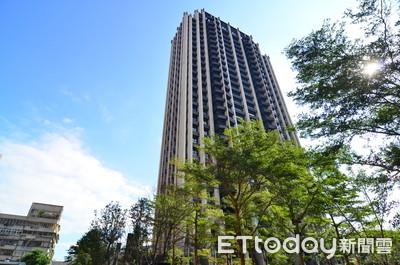 敦南寓邸25樓成交單價創新高