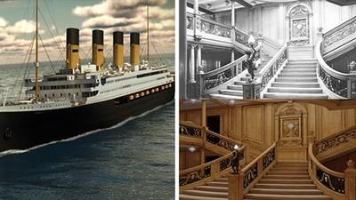 撞上冰山110周年!「Titanic2」重建再啟程 救生衣這次準備很多件